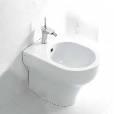 Bidet Back To Wall Clear...