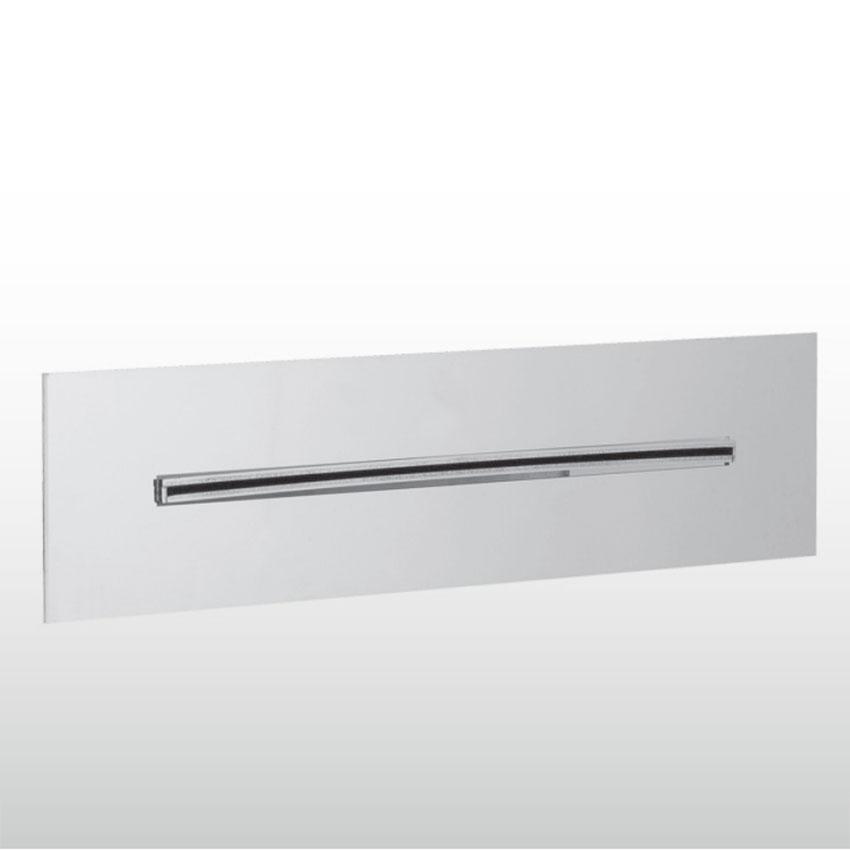 Soffione doccia a parete filo muro RU507