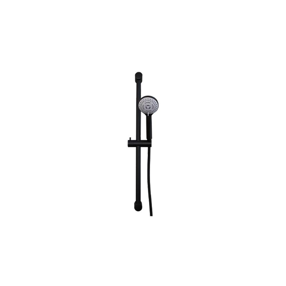 douche noire - robinets noirs mats offrent Gaboli Flli Rubinetteria