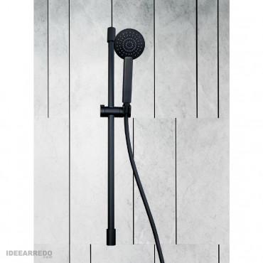 rubinetteria nero opaco Gaboli Flli rubinetteria