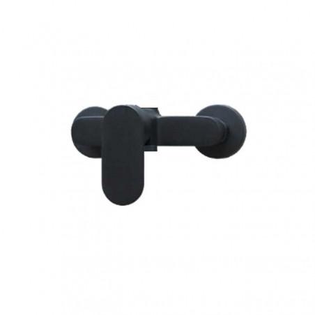 robinets de salle de bain noir mat prix Gaboli Flli Rubinetteria