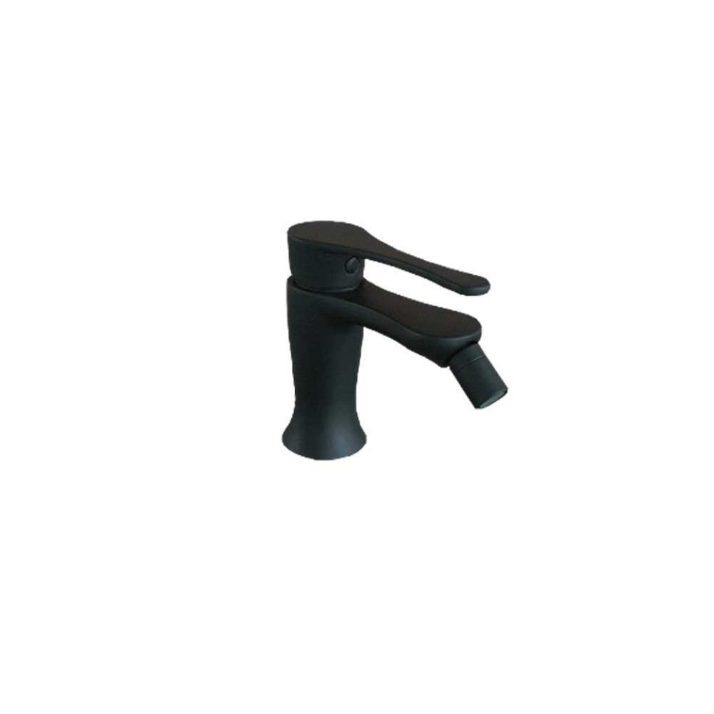 prix de mélangeur de bidet de couleur noire