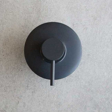 Precios mezclador de ducha negro Heos Gaboli Flli Rubinetteria