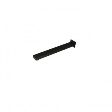 schwarzer Duscharm NS505 Gaboli Flli Rubinetteria