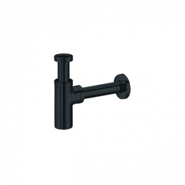 accessoires de salle de bain noirs Gaboli Flli Rubinetteria
