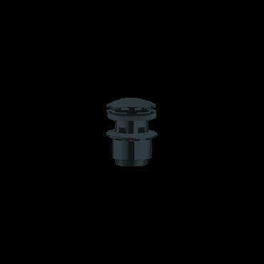 black sink drain Gaboli Flli Rubinetteria