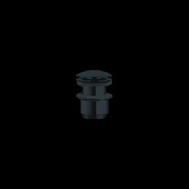 matt black sink drain Gaboli Flli Rubinetteria