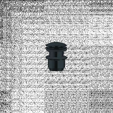 piletta lavabo nero opaco