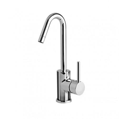rubinetti alti lavabo appoggio Heos