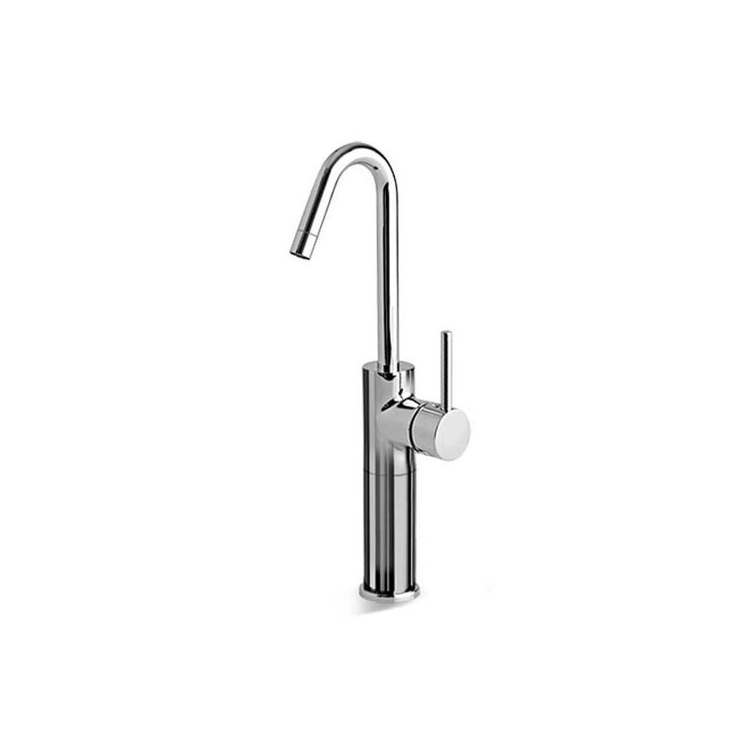 miscelatori per lavabo da appoggio Heos Gaboli Flli rubinetteria
