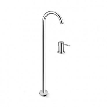 Robinet de sol - Robinet de salle de bain design Gaboli Flli Rubinetteria