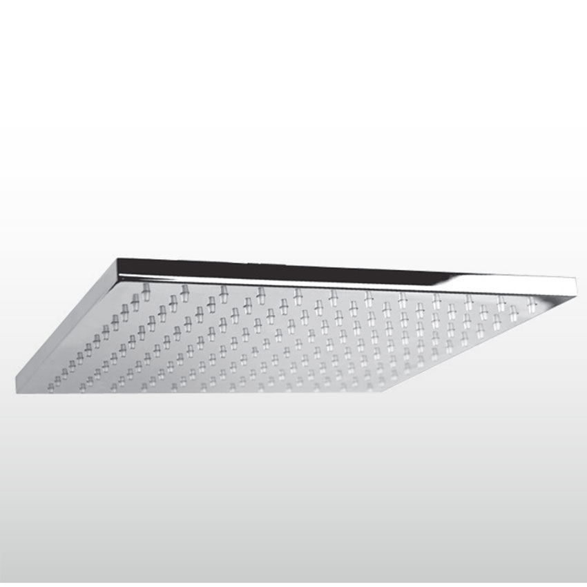 Soffione doccia quadrato QU510/20
