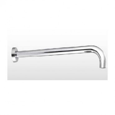 curved shower arm jo505