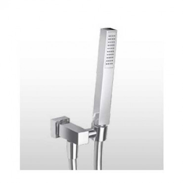 Square hand shower antilime...