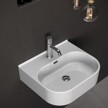 Lavabo bagno sospeso -...