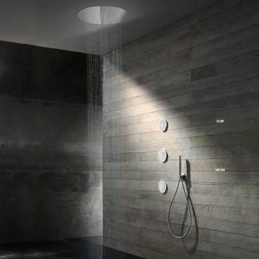 Kit de douche avec raccord d'eau HE193