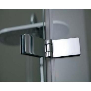 Cabine de douche 8mill Infinity à charnière Colacril niche