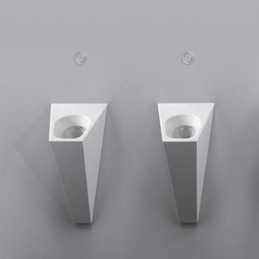 Urinario sanitario suspendido de pared Crystal Olympia