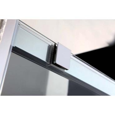 Cabine de douche 8PSC15 avec porte coulissante niche Colacril