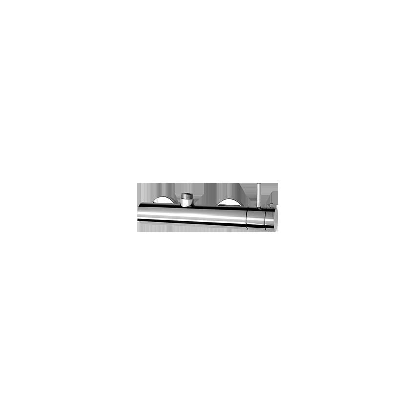 mitigeur thermostatique de douche extérieur Gaboli Flli