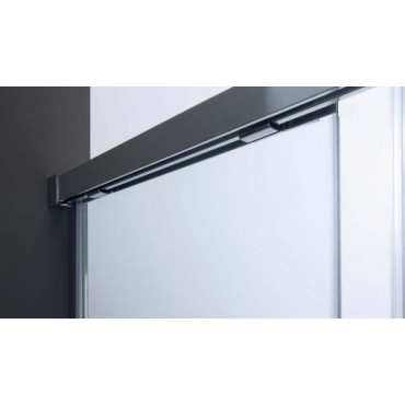 6PSC15 niche shower enclosure with Colacril sliding door