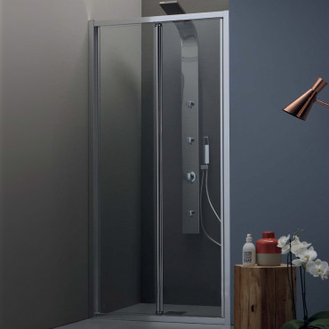 Cabina de ducha de nicho...