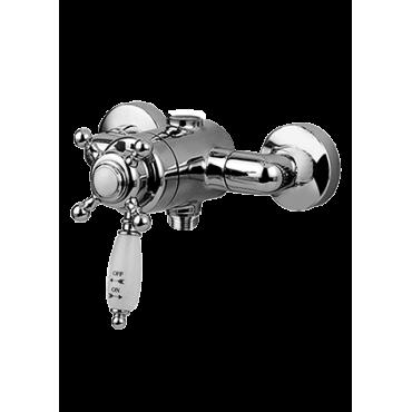 mitigeur thermostatique de douche TM Gaboli Flli prix salle de bain classique
