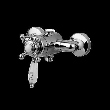 Mitigeur thermostatique pour douche classique 2487 Gaboli Flli rubinetteria