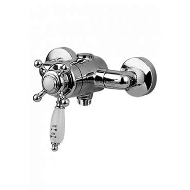 Thermostatic mixer for classic shower 2487 Gaboli Flli rubinetteria