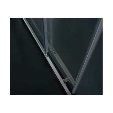 Cabine de douche d'angle à portes coulissantes FPSC50 Colacril