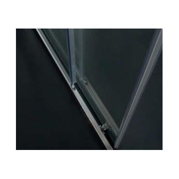 Box doccia a nicchia con porta scorrevole FPSC50 Colacril