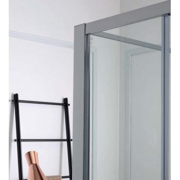 Cabine de douche d'angle à portes coulissantes FPSC57 Colacril