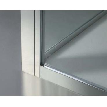 Cabine de douche murale centrale à portes coulissantes FPSC57 Colacril