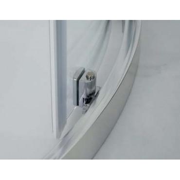 Box doccia semicircolare rettangolare a porta scorrevole FS40 Colacril