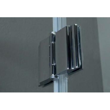 Box doccia angolare porta battente TB71 Colacril