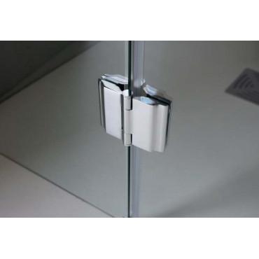 Box doccia semicircolare porta battente TB61 Colacril