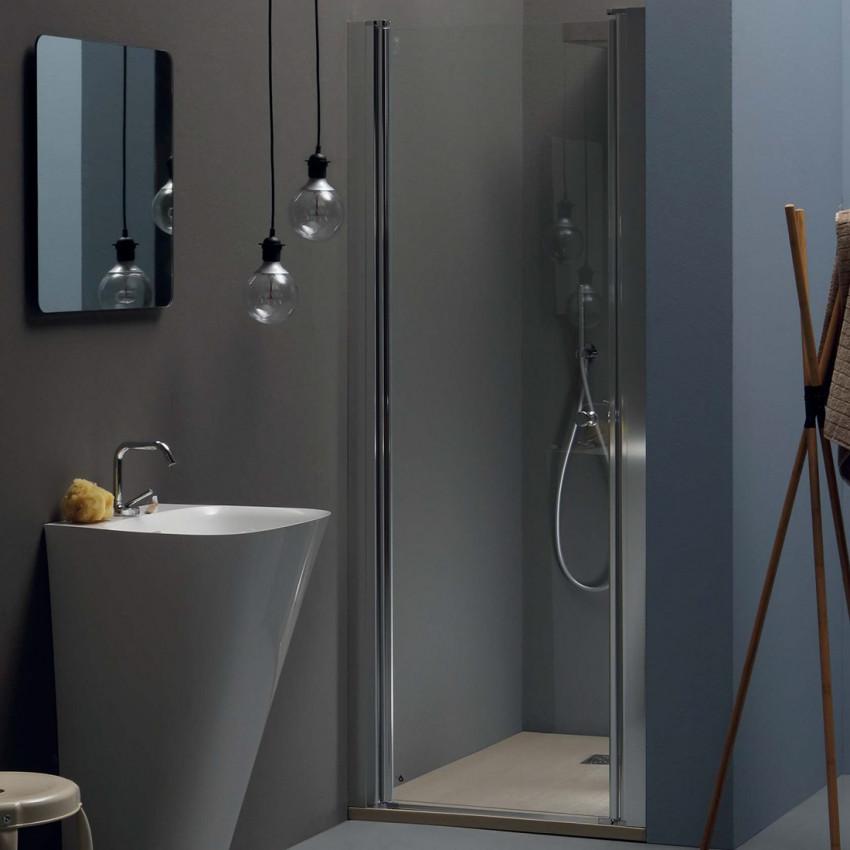 Cabine de douche en niche à portes battantes TPB20 Colacril