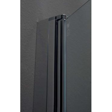 Box doccia a nicchia con porta battente TPB20 Colacril