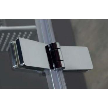 Box doccia angolare porta a soffietto TPS35 Colacril