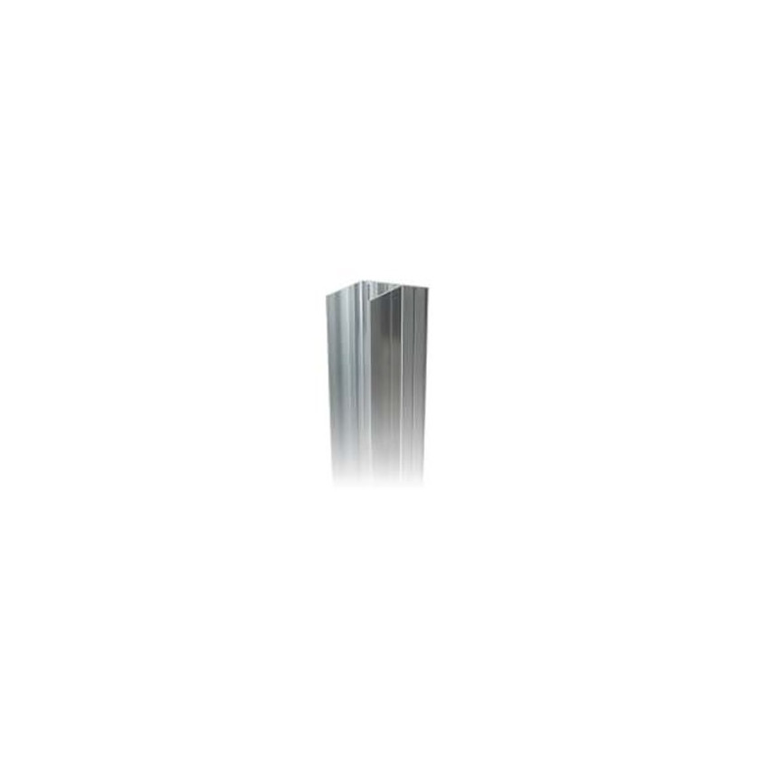Profil adaptateur TPAF08 30 mm pour parois de douche Colacril