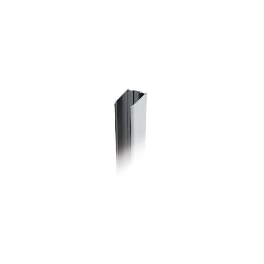 Profil adaptateur 25 mm NTPA05 pour cabines de douche en Colacril