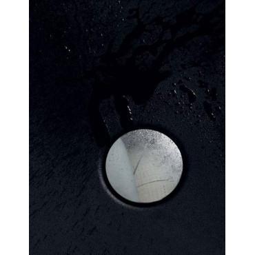 Piatto doccia quadrato in acrilico H5 con bordo Colacril