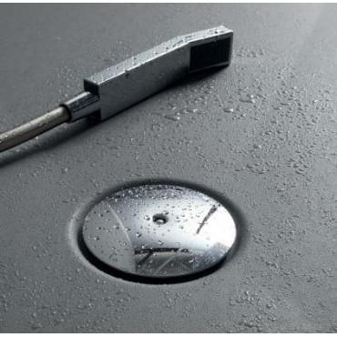 Piatto doccia acrilico rettangolare 80 H3 Colacril