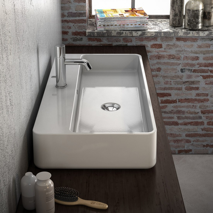 cost of Olympia Ceramica bathroom sink