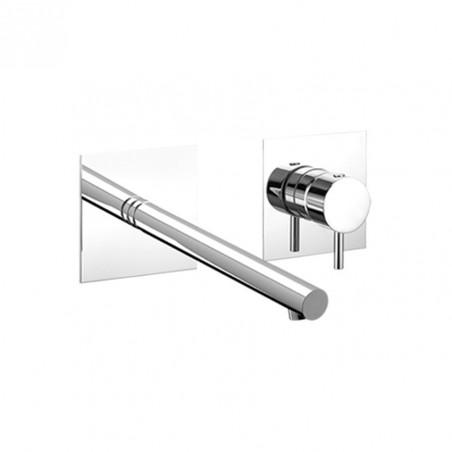 rubinetteria a muro per lavabo Simply 2672 Gaboli Flli rubinetteria