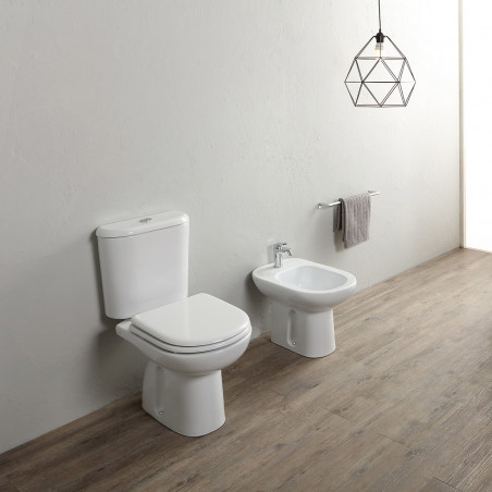 bidet de toilette monobloc Rubino Olympia Ceramica