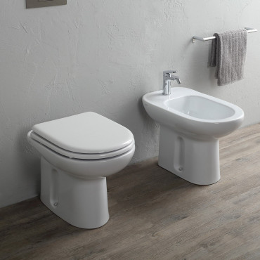 Floor standing sanitary ware Rubino Olympia Ceramica