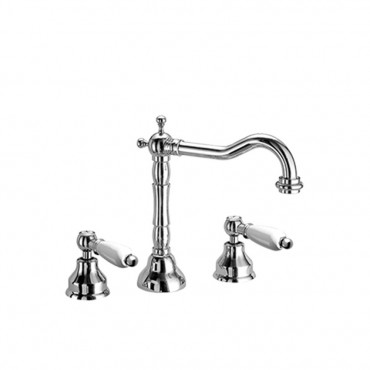 robinets de salle de bains vintage Gaboli Flli Rubinetteria