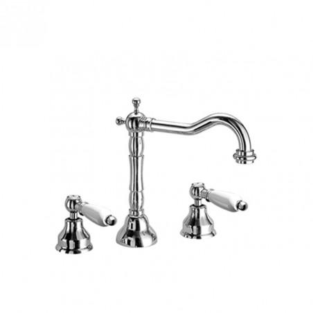 robinets de salle de bain vintage Gaboli Flli Rubinetteria
