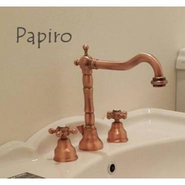 Batteria per lavabo Papiro 901